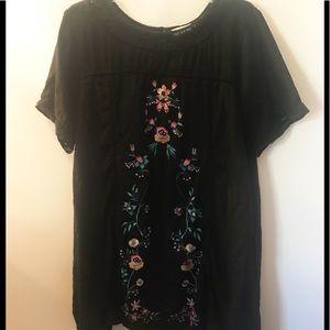 Umgee Black shift dress